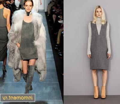 edd00f74489abb Модні сукні осінь 2011: основні тренди осіннього сезону. Колекція ...