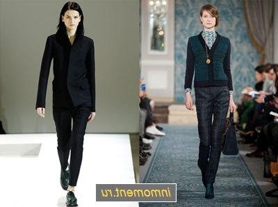 Модні штани осінь 2014. Жіночий сайт www.inmoment.com.ua 355dbabf7ab61