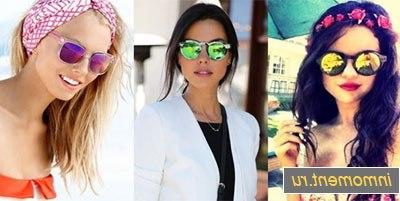 Модні сонцезахисні окуляри літо 2014. Жіночий сайт www.inmoment.com.ua e39d73b153925