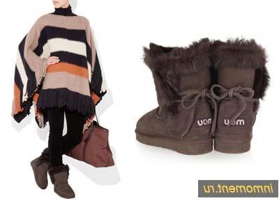 e6b10e8dede544 Модна зимове взуття 2011/2012: уггі, унти, хутряні черевики та ...